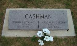 Margaret Sheehan <i>Sullivan</i> Cashman
