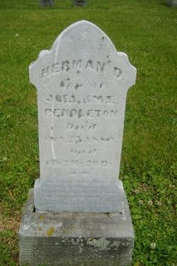 Herman D Pendleton