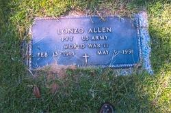 Lonzo Allen