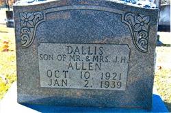 Dallis Allen