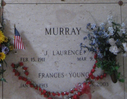 Frances E <i>Young</i> Murray