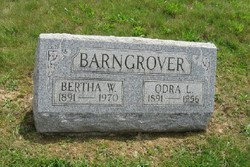 Bertha Weber <i>Driver</i> Barngrover