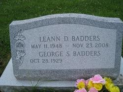 Leanne Dae <i>Thompson</i> Badders
