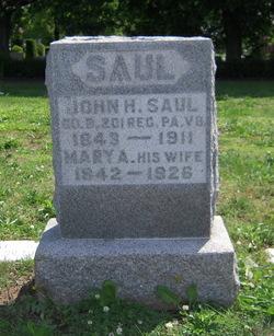 John Henry Saul
