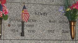 Mary M <i>Doyle</i> Newby