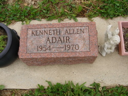 Kenneth Allen Adair
