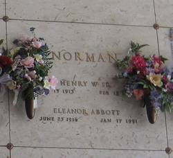 Eleanor <i>Abbott</i> Norman