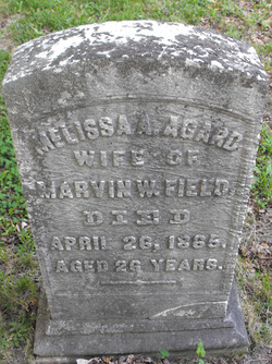 Melissa A <i>Agard</i> Field
