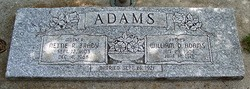 Nettie Rhea <i>Brady</i> Adams