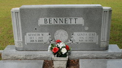 Geneva <i>Luke</i> Bennett