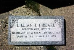 Lillian True <i>Carter</i> Hibbard