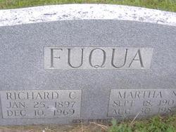 Martha N. <i>Barbee</i> Fuqua