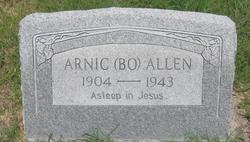 Arnic <i>(Bo)</i> Allen