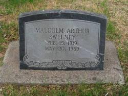 Malcolm Arthur Sweeney