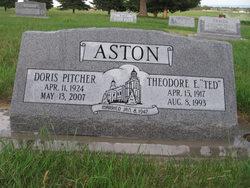 Doris <i>Pitcher</i> Aston