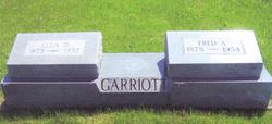 Carolyn Ella Ella <i>Dismore</i> Garriott