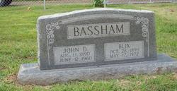 Sarah Elizabeth Blix' <i>Stone</i> Bassham