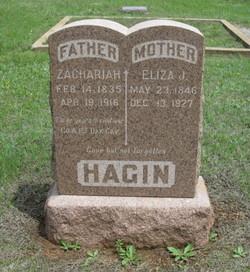 Zachariah Hagin