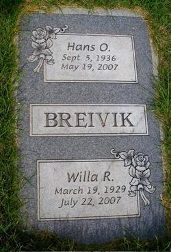 Hans O. Breivik