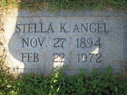 Estella Maude Stella <i>Knight</i> Angel