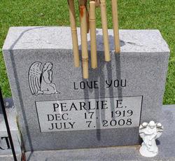 Pearlie Ethel <i>Stovall</i> Barnhart