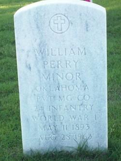 William Perry Minor
