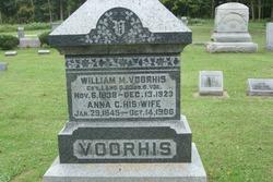 Sgt William Manning Voorhis