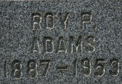 Roy P. Adams