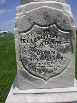 Ellington Adams