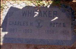 Ruth Bruce <i>Henderson</i> Whitaker