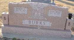 Anna Belle Burks
