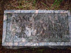 Nancy Melissa <i>Clevenger</i> Athey