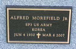 Alfred Morefield, Jr