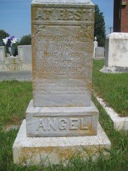 Robert Columbus Angel