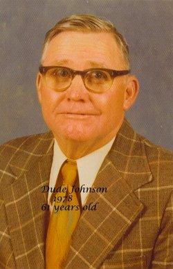 Robert Fred Dude Johnson