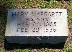 Mary Margaret Sinclair