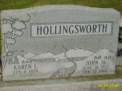 John Hollingsworth, Jr