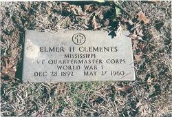 Elmer Horace Clements