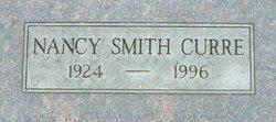 Nancy G <i>Smith</i> Curre