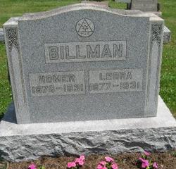 Barbara Leora <i>Burrell</i> Billman