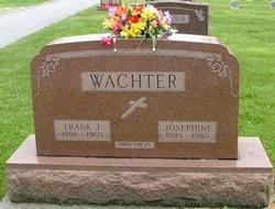 Josephine <i>Schutz</i> Wachter