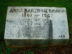 Anna <i>Bartram</i> Bishop