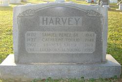 Frances Xavier Harvey