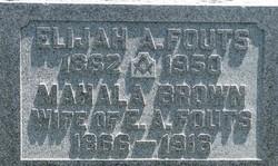 Elijah Amherst Fouts