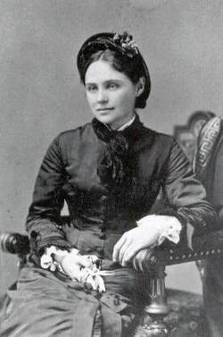 Clara Louise <i>Lindley</i> Field