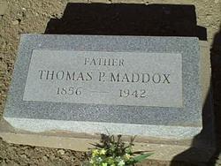Thomas Pliny Maddox