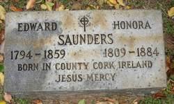 Honora <i>McSweeney</i> Saunders