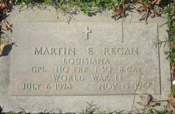 Martin Edward Regan