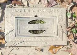Blanche <i>Vay</i> Broussard