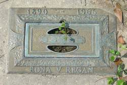 Edna Louise <i>Vay</i> Regan